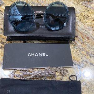 NEW, AUTHENTIC CHANEL 4245 Sunglasses